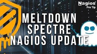 Meltdown & Spectre Nagios update