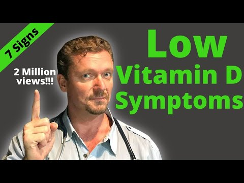 7 Signs Of Low Vitamin D (How Many Do You Know?) Mp3