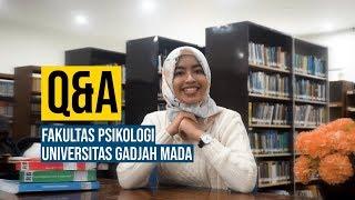 QnA Fakultas Psikologi UGM