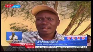 Maafisa wakuu kutoka bunge la Bungoma washikwa baada ya ufisadi kufichuliwa