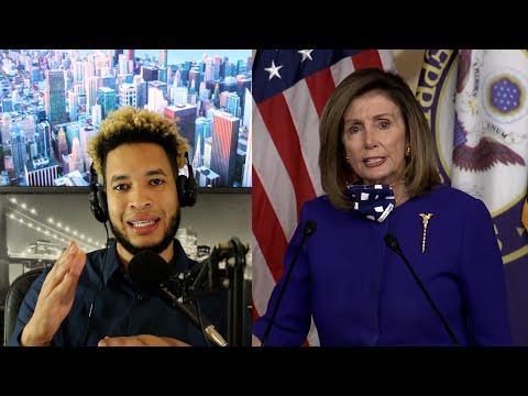 Nancy Pelosi Seriamente Demanda que Republicanos revelen El Bill, NO Tomar tiempo Libre