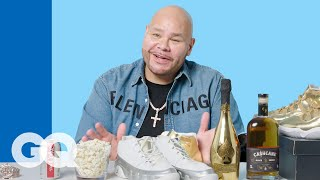 10 Things Fat Joe Can't Live Without | GQ