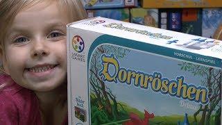 Dornröschen Deluxe (Smart Games) - Solospiel bzw. Logikspiel ab 3 bis 7 Jahre!