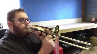 The Soprano Trombone, A Demonstration