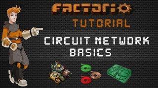 Factorio Circuit Network Tutorial: Basics for Beginners - Guide & Walkthrough