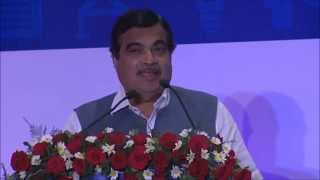 Shri Nitin Gadkari at WHEF 2014@New Delhi