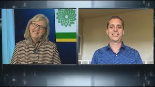 New Green Mp And Leader Of Green Party Discuss Win In Nanaimo—ladysmith Riding