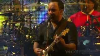 Dave Matthews Band - Belly Full - Good Good Time - Why I Am - Electric Set - Jacksonville