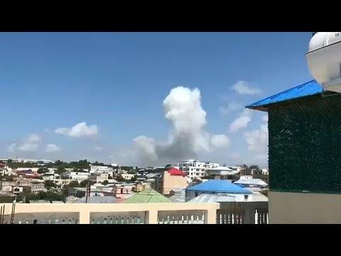 Αιματηρή επίθεση αυτοκτονίας στο Μογκαντίσου