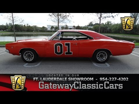 Video of '68 Charger - KESL