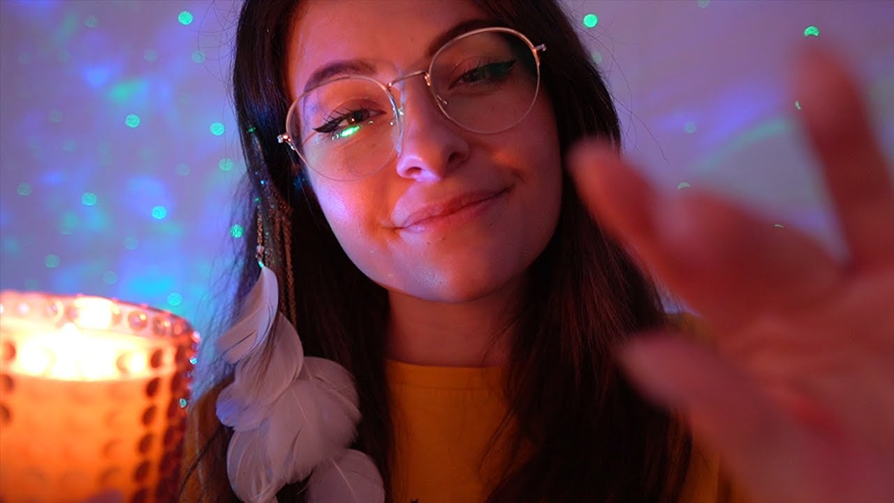 ASMR | Je m'occupe de toi ✨ Plucking, healing, attention personnelle