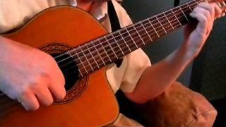 the Boulevard of Broken Dreams; Al Dubin & Harry Warren - Solo guitar Peter Carpenter