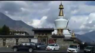 preview picture of video 'kolkata - Bhutan R-15 motorbike trip by 66 years oldman, byB.pradhan'