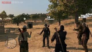 Rockstar Games Multiplayer Event on Red Dead Redemption (December 15, 2011)