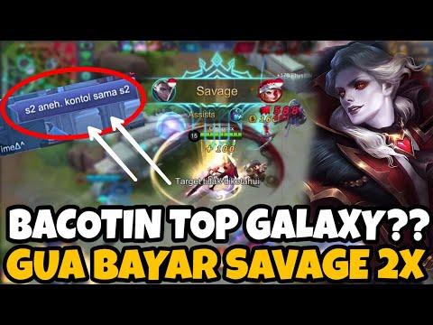 INILAH AKIBAT BACOTIN ALUCARD!! GUA BAYAR PAKE SAVAGE 2X - Mobile Legends