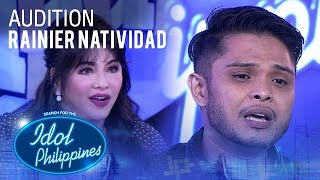 Rainier Natividad -  If You're Not Here | Idol Philippines 2019 Auditions
