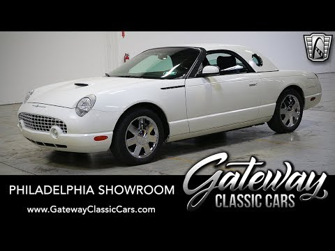 2002 Ford Thunderbird (CC-1342553) for sale in O'Fallon, Illinois