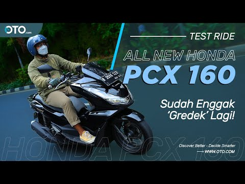 All New Honda PCX 160 | Uji Tiga Perspektif