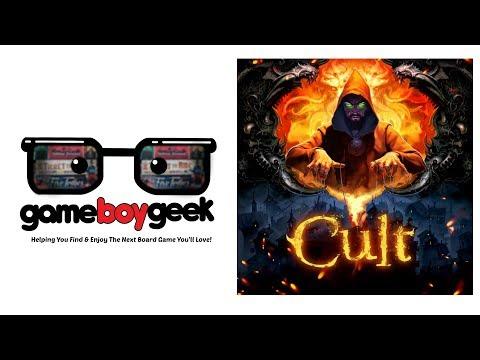 The Game Boy Geek Previews Cult