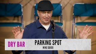 Finding A Parking Spot in San Francisco. Mike Guido