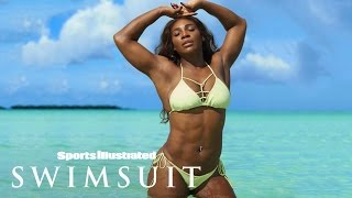 Serena Williams & More Tennis Stars Heat Up Turks & Caicos | Intimates | Sports Illustrated Swimsuit