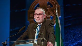Chat with GAA President Elect Larry McCarthy