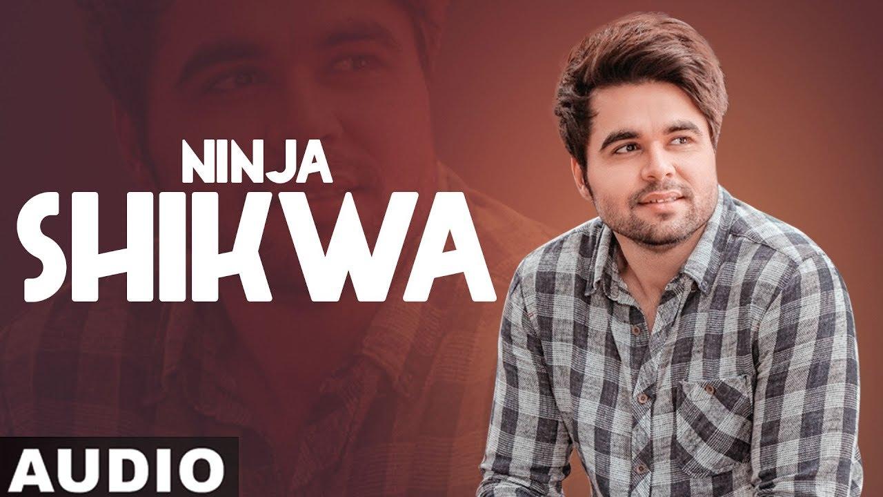 SHIKWA LYRICS - Ninja ft Himanshi Khurana | Gold Boy - LyricsBeat