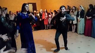 Чеченская свадьба в Грозном! Продолжение банкета.(Заур Абакаров) #грозный #чечня #ЛЕЗКИНКА #свадьба