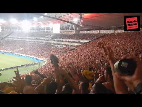 10 estrelas a brilhar no céu do meu Mengão Flamengo 3x1 LDU Libertadores 2019