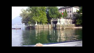 preview picture of video 'Besuch der Brissago Inseln'