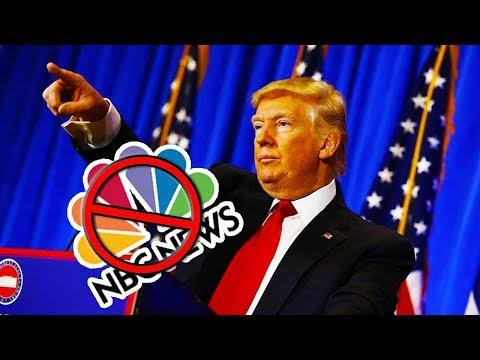 Can Trump Shut NBC Down?