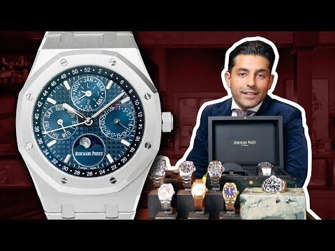 AP Royal Oak 26574ST, Rolex Day-Date 18038 'Blue Vignette' - This Week's Watches 93