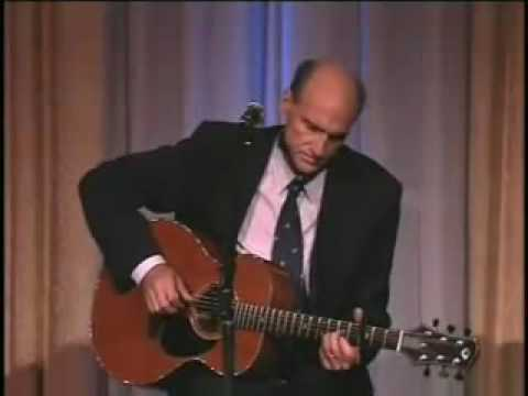 James Taylor Plays for President Clinton
