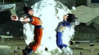NEW Potara Fusion! Goku & Vegeta Fuse With Potara Earrings (Mod) - Dragon Ball Xenoverse 2