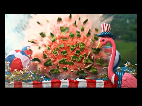 Blowing Up Food with Fireworks
