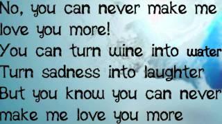 Love U More Lyrics - Sunday Girl