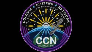 Elite: Dangerous   CCN Colonia Hub Celebration   A new home   4k