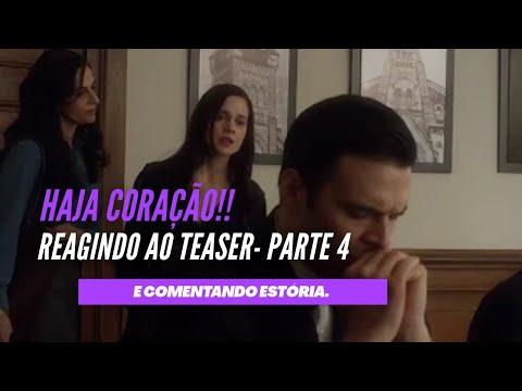 REAGINDO Teaser (2021). APAIXONADA/ INFERNO DE GABRIEL