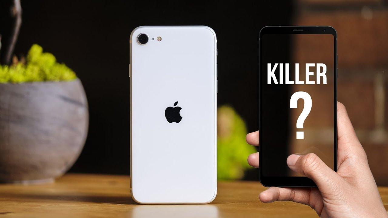 "Vài chiếc ""iPhone SE 2020 killer"""