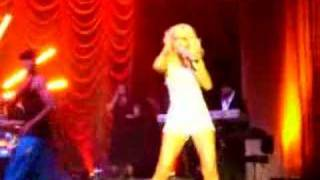 Christina Aguilera Olympia Slow down Baby