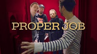Tour Guides for a Day | Proper Job #3
