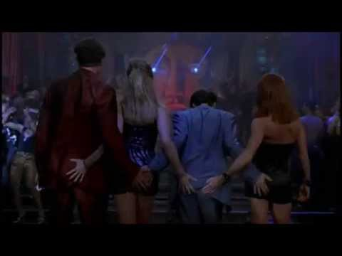 "A Night At The Roxbury (1998) Club Dance Scene ""Amber - This Is Your Night"""