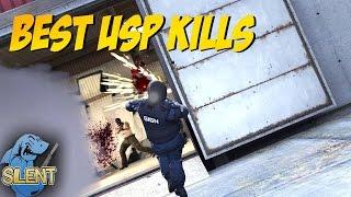 CS:GO - BEST USP-S Kills w/ byali, Happy, Snax, cajunb, friberg and more