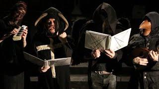 Hark! The Fallen Angels Sing - a Satanic Christmas carol