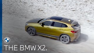 The BMW X2   Be the one who dares.