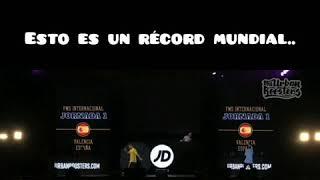 Record Mundial De Kaze En FMS Internacional