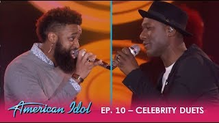 "Dominique & Aloe Blacc Duet SMASH ""Wake Me Up"" 