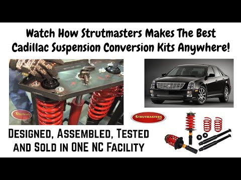 1993 Cadillac Eldorado 4.9L 4 Wheel Front Suspension Conversion Kit Build