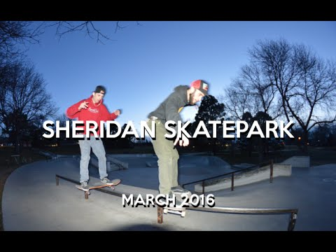Sheridan Skatepark | March 2016