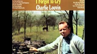 "Charlie Louvin ""No Other Way To Turn"""